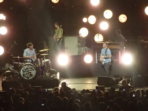 The Black Keys live at The Joint at the Hard Rock Vegas 12/30/2012